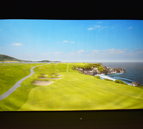 Humboldt Golf Club - Golf Simulators 5
