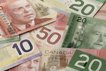 Image of Canadian Money